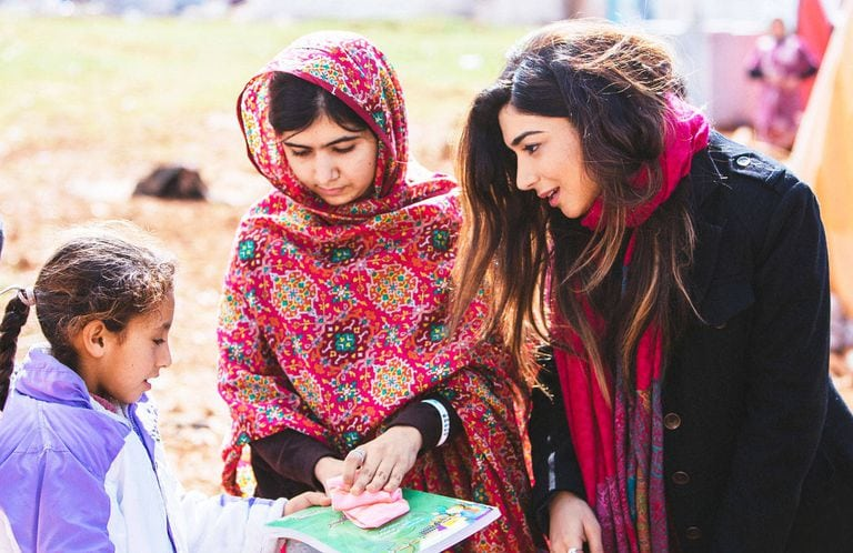 Shiza Shahid Wants Companies To Do Good In The World