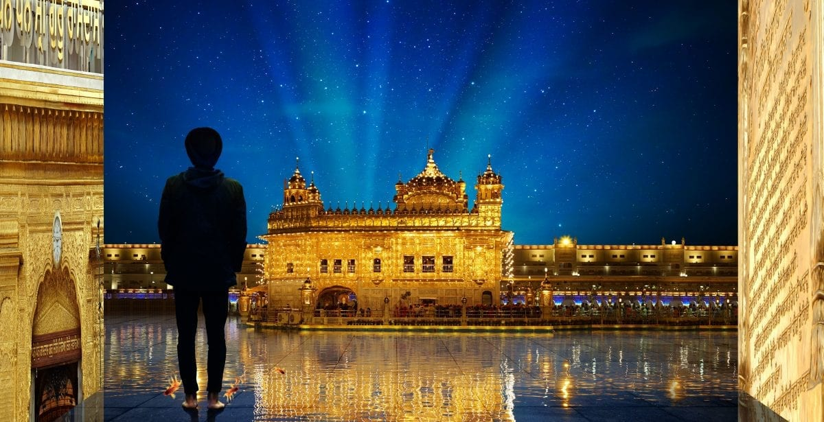 Stunning Exhibit Showcases The Golden Temple And The Tenets of Sikhism