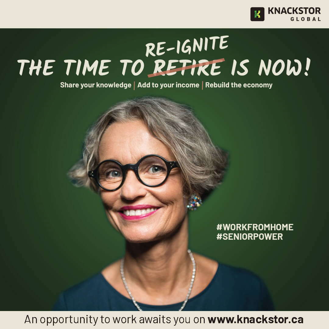Knackstor Connects Seniors With Unique Skills With Those Looking For Contract Hires