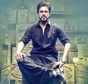 "Shah Rukh Khan in ""Raees"" Bollywood"