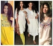 Celeb Fashion: This Off-duty Salwar Kameez Style 'Suits' One And All