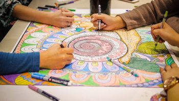 The Mindful Benefits Of Colouring For Adults